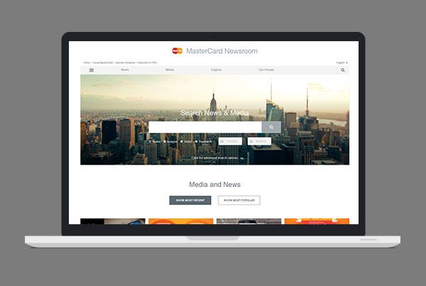 MasterCard Newsroom